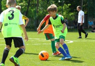 «Лемтранс» и Шахтер открыли футбольную площадку