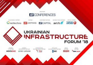 Lemtrans acted as a partner of the Ukrainian Infrastructure Forum '18