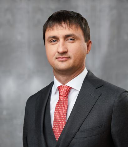 Александр Камышин